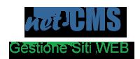 net-CMS - Gestione Siti Web